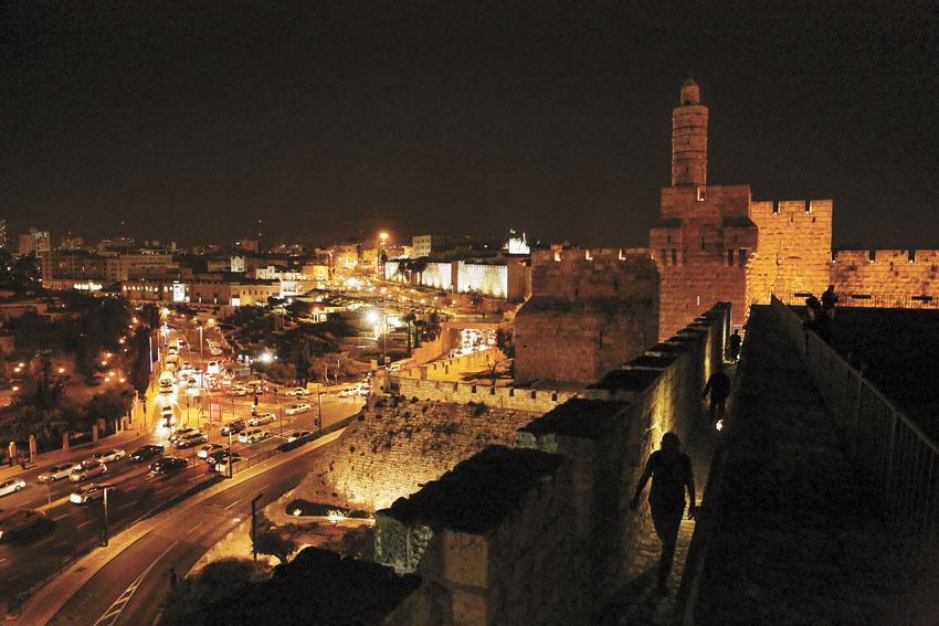 מגדל דוד (צילום שניר קציר)