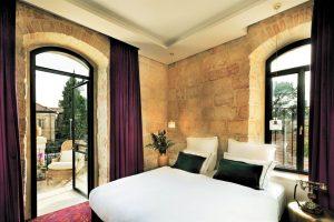 מלון 'וילה בראון' (צילומ: אסף פינצ'וק)