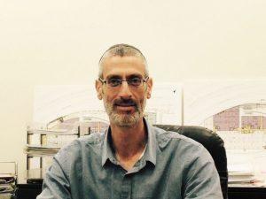 """מנכ""""ל קניון רמות יאיר ריבלין, (צילום: יח""""צ)"""