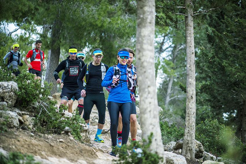 """מרוץ """"היירוס אולטרה מרתון"""" (צילום: יח""""צ)"""