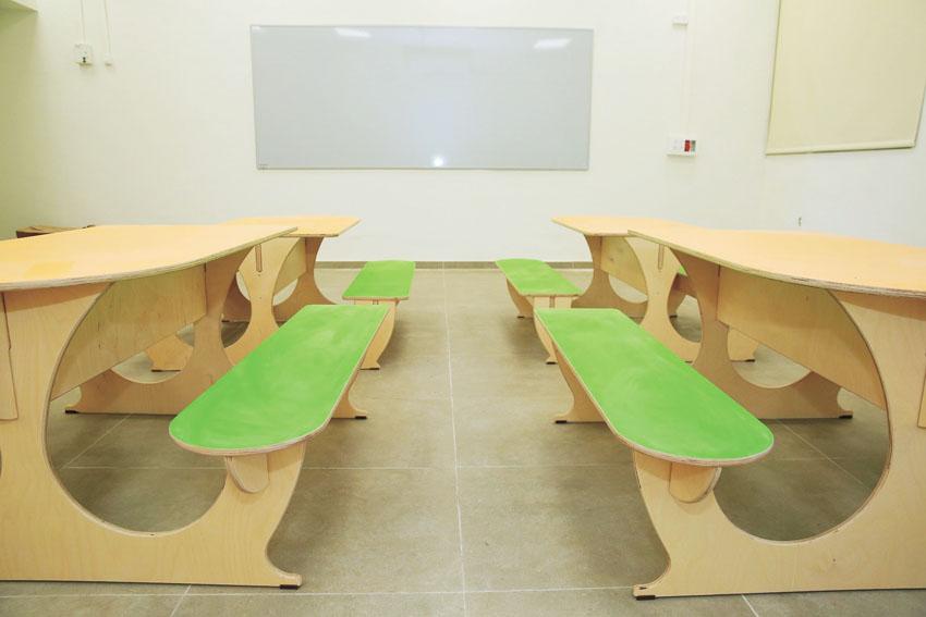 בית ספר נווה עציון (צילום: ארנון בוסאני)