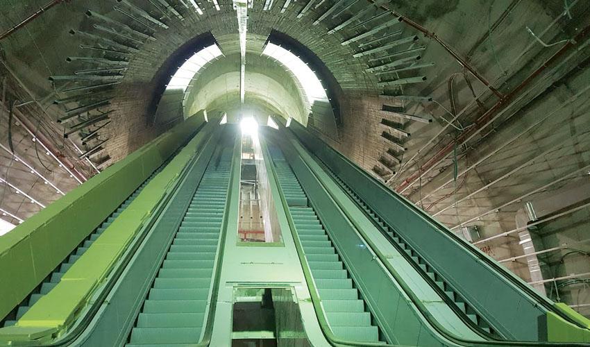 תחנת הרכבת החדשה (צילום: באדיבות רכבת ישראל)