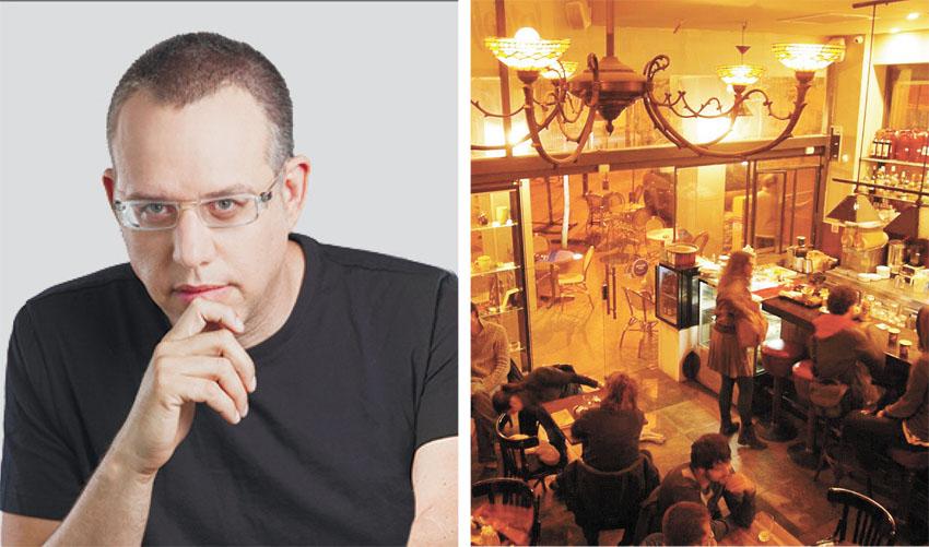 """קפה נוקטורנו, ד""""ר אייל דורון (צילומים: יח""""צ, אלעד דוד)"""