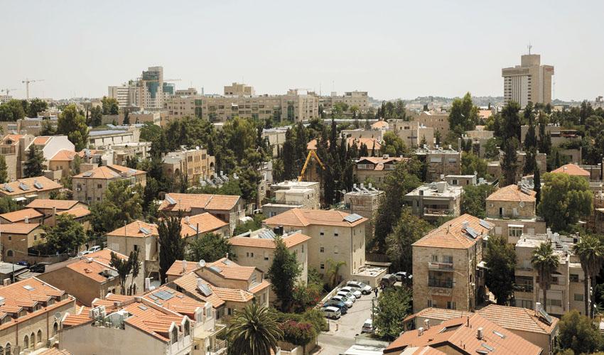 ירושלים (צילום: אמיל סלמן)