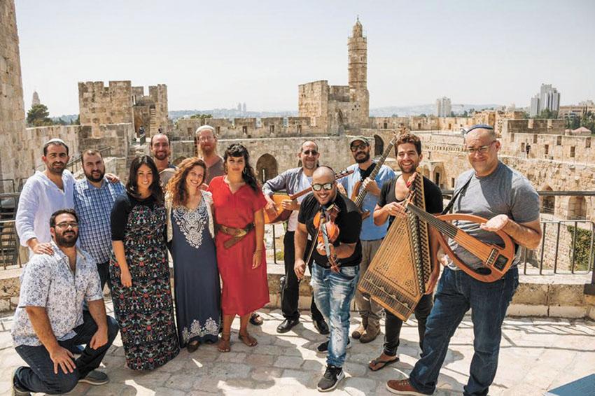 מגדל דוד (צילום: ריקי רחמן מוזיאון מגדל דוד)