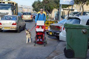 רחוב התקופה (צילום: איתמר כהן)