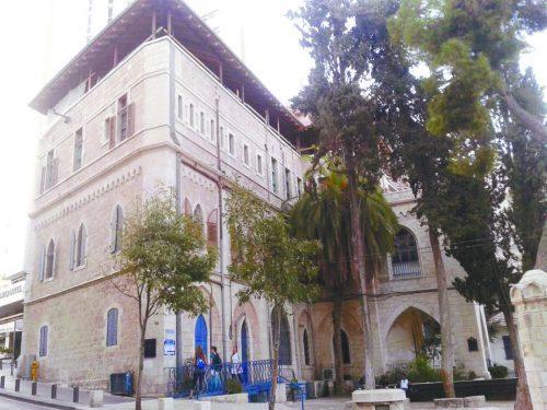 מוזיאון יהדות איטליה (צילום: ולנטינה נלין)