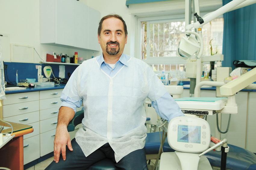 """ד""""ר כהן אריאל (צילום: ארנון בוסאני)"""