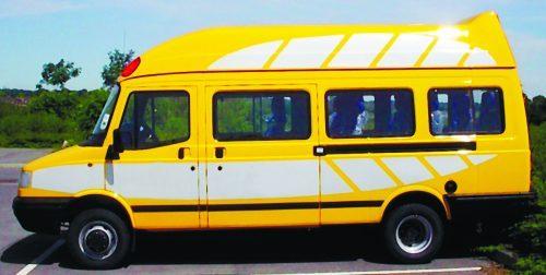 רכב הסעות (צילום אילוסטרציה)