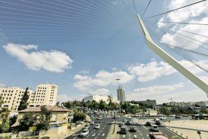 גשר המיתרים (צילום: אורן בן-חקון)