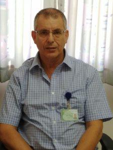 """ד""""ר יאן מיסקין (צילום: כללית מחוז ירושלים)"""
