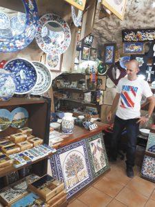 החנות של ויק (צילום: דלית מור)