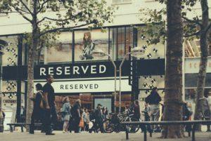 חנות ''RESERVED'' בשטוטגרט (צילום: יח''צ)