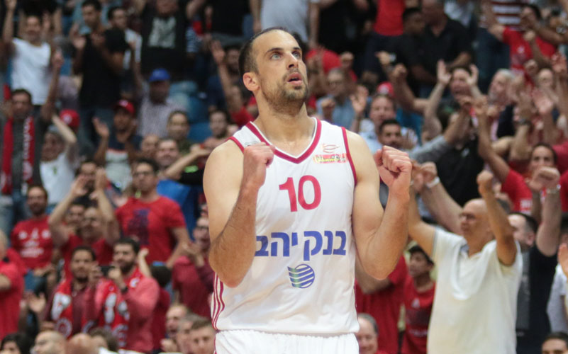 יותם הלפרין, המנהל הספורטיבי החדש של הפועל ירושלים (צילום: ניר קידר)