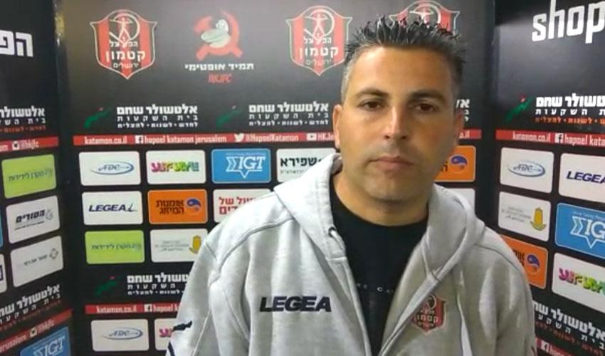 ליאור זדה (צילום: באדיבות האתר הרשמי של הפועל קטמון ירושלים)