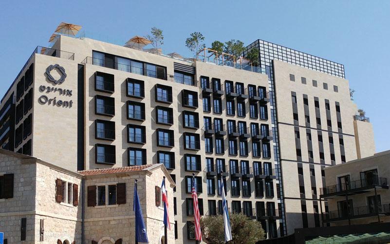 מלון 'אוריינט ירושלים' (צילום: ארנון בוסאני)