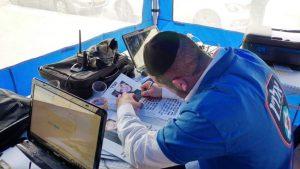 החיפושים אחר הנעדר יעקב דיסקין (צילום: ארגון הצלה אלון)