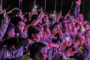 פסטיבל סוכות במעלה אדומים (צילום: עיריית מעלה אדומים)
