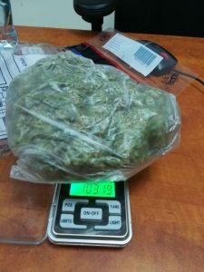 הסמים שנתפסו (צילום: דוברות המשטרה)