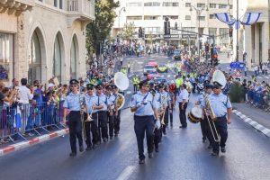 צעדת ירושלים (צילום: אביעד תבל)