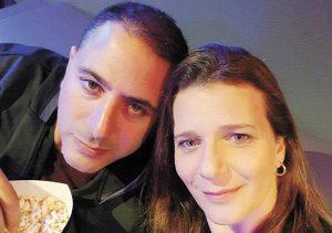 אילנית ואבי לוי (צילום: פרטי)