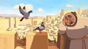 אגדת המלך שלמה, סרטו של חנן קמינסקי (צילום: אולפני סנובול ירושלים)