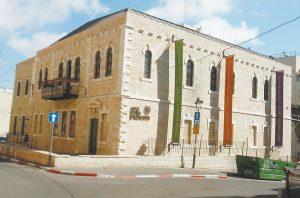 """בית מזי""""א (צילום: מגד גוזני)"""
