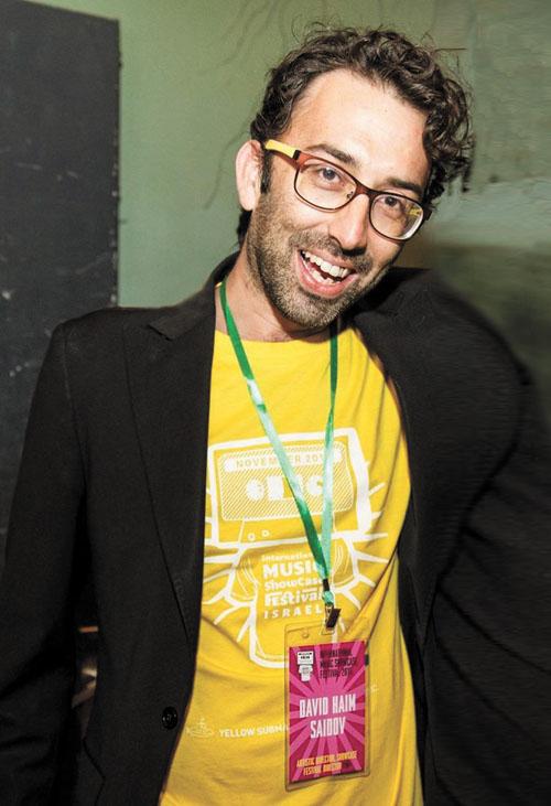 דוד חיים סעידוב (צילום: gaya's photos)