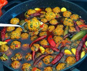 האוכל של נוי מיארה (צילום: נוי מיארה)