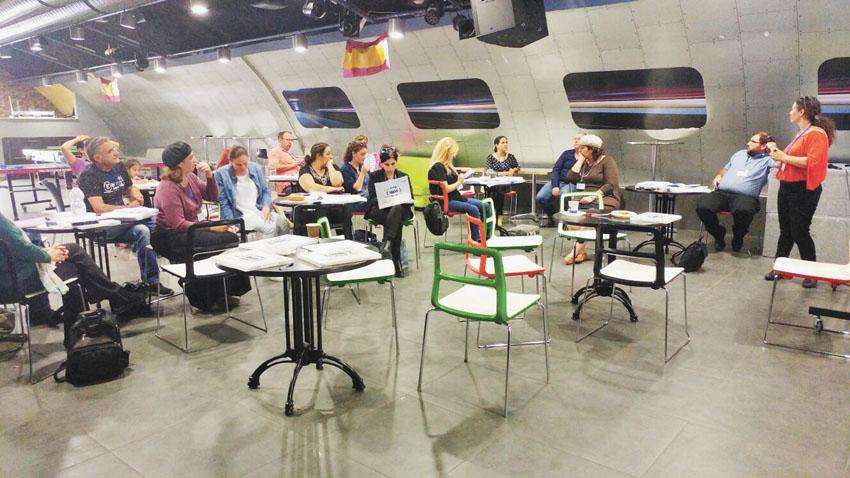 מפגש המתנדבים, השבוע (צילום: עיריית מעלה אדומים)