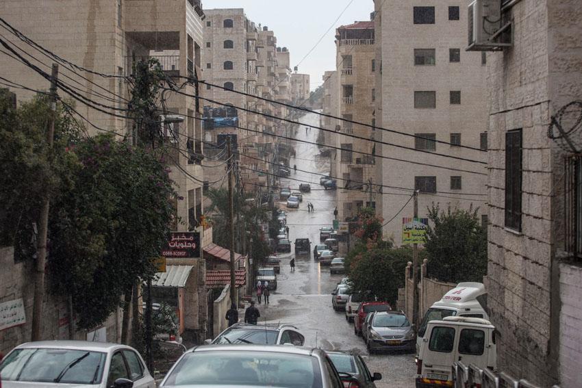 חורף בירושלים (צילום: אמיל סלמן)