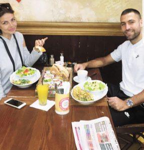 איתי וליז שכטר (צילום: אינסטגרם)