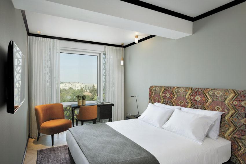 מלון הבוטיק 'טריפ בת שבע' (צילום: אורי אקרמן)