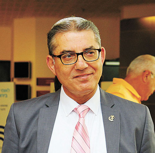 מאיר תורגמן (צילום: ארנון בוסאני)