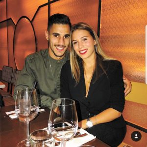אופיר אלבז ומיקו ממן (צילום: אינסטגרם)