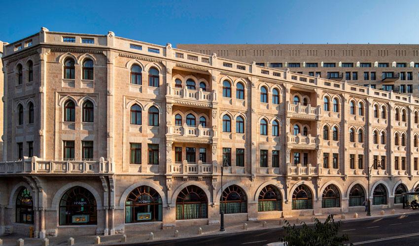 """הטוב ביותר בישראל - מלון וולדורף אסטוריה (יח""""צ)"""
