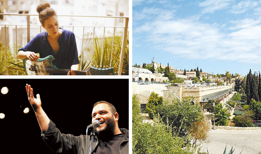 כנס תרבות במשכנות שאננים (צילומים: ודים מיכיילוב, גאיה ס. טרטל, עמית ישראלי)