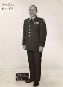 ארמין שול, סבא של סמל ג'ייק שול (צילום: אוסף משפחתי)