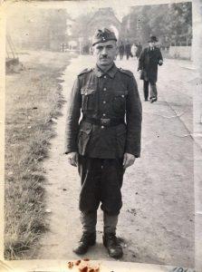 פרידריך שול, סבא רבא של סמל ג'ייק שול (צילום: באדיבות המשפחה)
