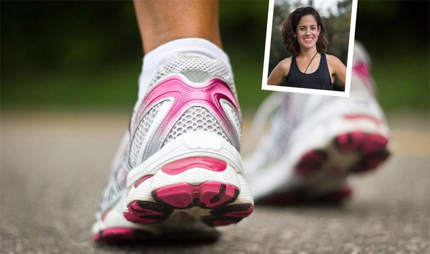 נעלי ריצה, רותי זינדל -אוכמן (צילומים: א.ס.א.פ קריאייטיב/INGIMAGE, פרטי)