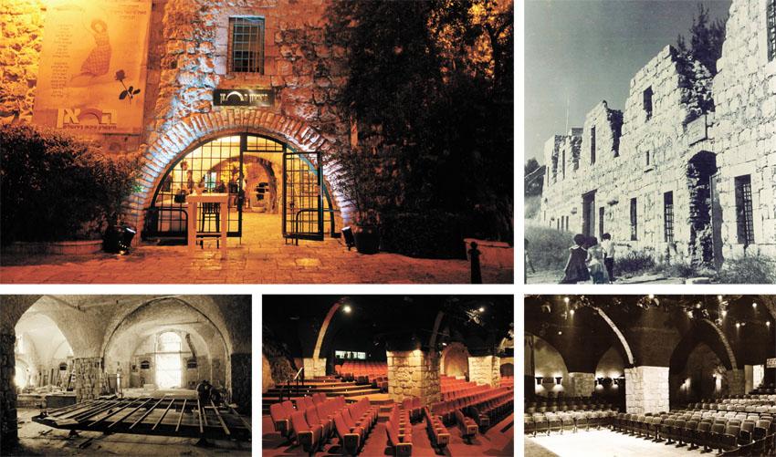 תיאטרון החאן (צילומים: לאון בלנקליידר, באדיבות תיאטרון החאן)