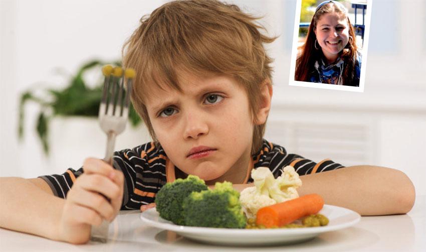 כשהילד לא רוצה את האוכל הבריא (צילומים: אילוסטרציה ShutterStoc, יולי שוורץ)