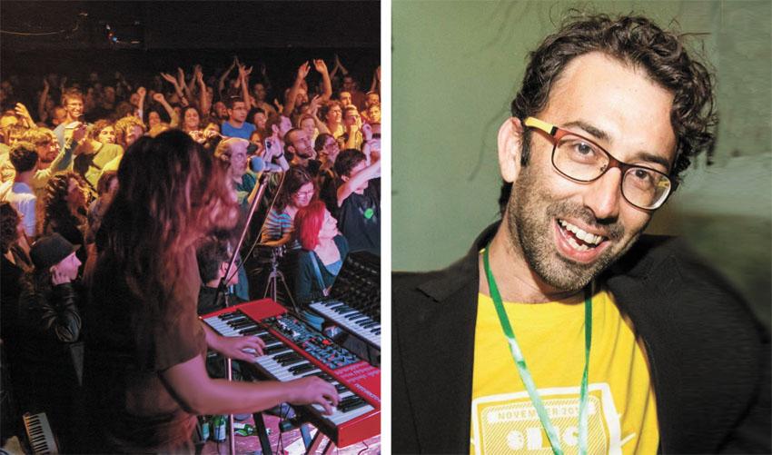 דוד חיים סעידוב, פסטיבל חשיפה בינלאומית בשנה שעברה (צילומים: gaya's photos, דוד וינוקור)