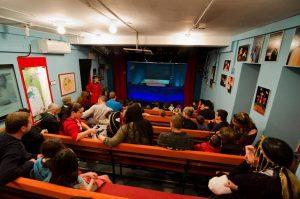 תיאטרון הקרון (צילום: דור קדמי)