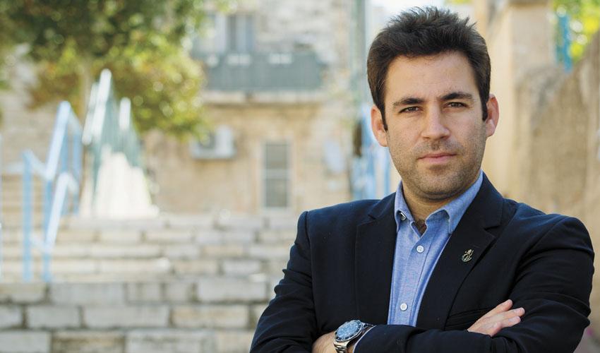 עופר ברקוביץ (צילום: אורן בן-חקון)