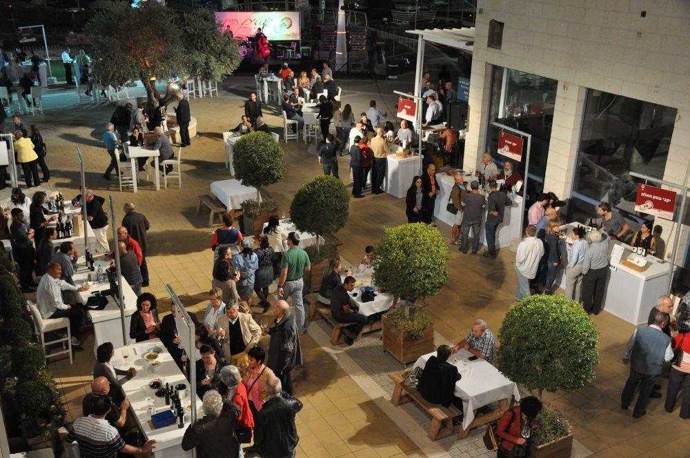 פסטיבל היין מטה יהודה (צילום חיים רוז)