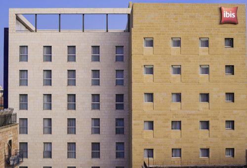 מלון IBIS, מרכז העיר (צילום: יעל הרמן)