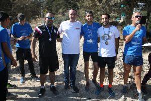המרוץ הבינלאומי היהודי-ערבי נובמבר 2017 (צילום: נחשון פיליפסון, וידאו אדן)