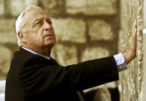 ראש הממשלה לשעבר אריאל שרון (צילום: אי.פי דיוויד גוטנפלדר)