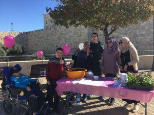 היום הבינלאומי לזכויות אנשים עם מוגבלויות (צילום: עיריית ירושלים)